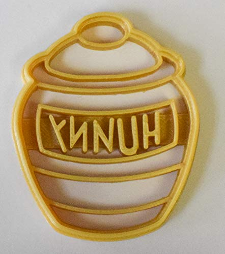 HONEY HUNNY POT WINNIE THE POOH CARTOON MOVIE BOOK COOKIE CUTTER FONDANT BAKING TOOL 3D PRINTED USA PR797