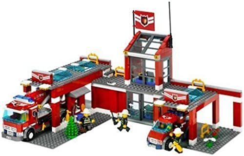online barato LEGO City 7945 - Estación de de de Bomberos  venta al por mayor barato