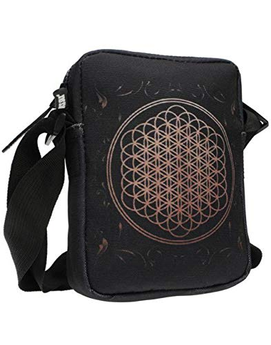 Rock Sax Bring Me The Horizon Flower of Life Crossbody