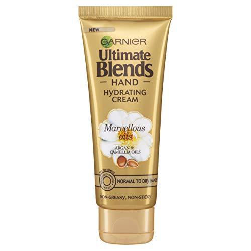 Garnier Ultimate Blends wundervolles Öle Hydrating Hand Cream 75ml