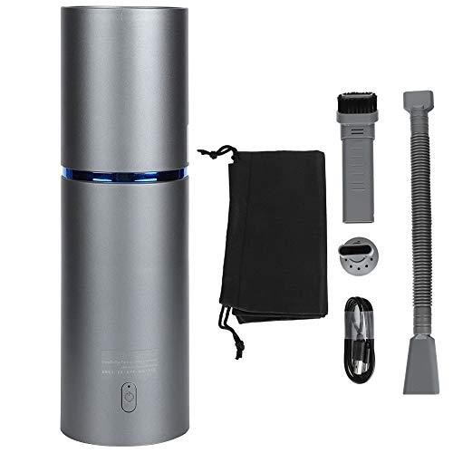 GJHBFUK Aspirador De Automóviles 4500PA Coche Portátil Cable Inalámbrico Mano De Vacío USB Mini Limpiador De Polvo para Uso En El Hogar Auto