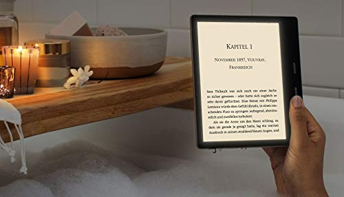 Amazon -  Kindle Oasis,