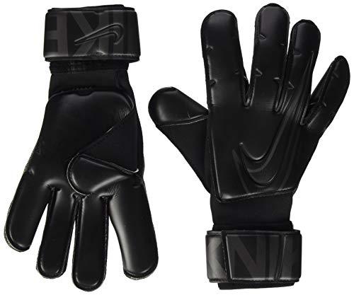Nike Unisex-Adult Vapor Grip3 Glove Liners, Black/Black, 10