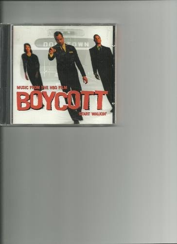 (Cd) Music From the Hbo Film Boycott / Boycott Soundtrack: King, Gotta Serve Somebody, Walkin' My Baby Back Home, Swing Low Sweet Cadillac, Revolution, Rain, Smokey Jack, Blind Man, What a Time, Issues, Ella's Song, Jesus Children of America, United We Stand
