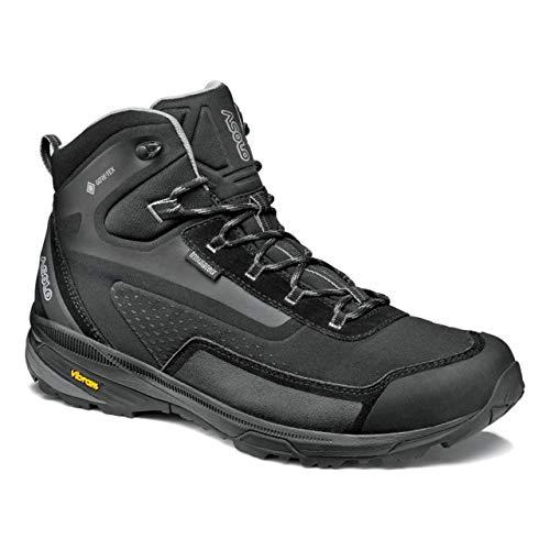 Asolo Nuuk Gv Winter Hiking Boot - Men's - Black/Black, 10.5