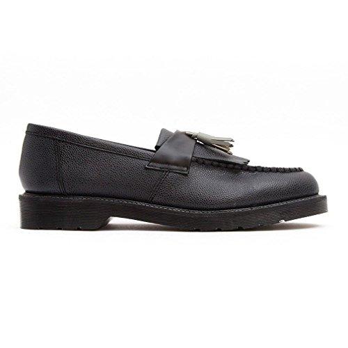 Dr.Martens Leroy Black Grey Mens Shoes Size 43/44 EU