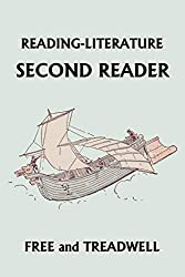 Reading-Literature SECOND Reader by Harriet Taylor Treadwell (paperback)