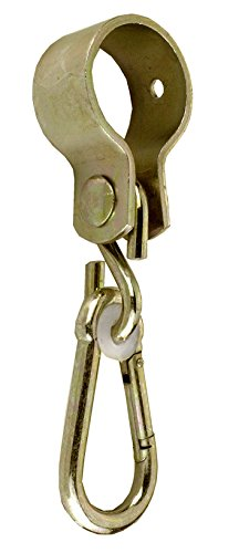 Connex DY270812 Schaukelhaken Durchmesser 50 mm, verzinkt