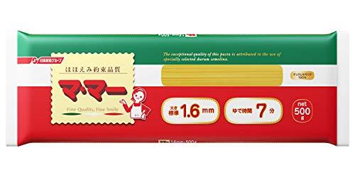 マ・マー スパゲティ 1.6mm 500g 5袋
