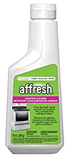 Whirlpool Affresh Cooktop Cleaner, 10-Ounce (Black) - W10355051B (B005PVN0QK) | Amazon price tracker / tracking, Amazon price history charts, Amazon price watches, Amazon price drop alerts