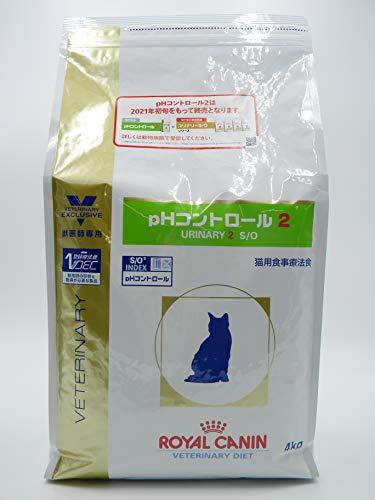 ロイヤルカナン キャットフード pHコントロール 2 4kg