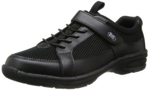 [ミドリ安全] 作業靴 軽量 スニーカー UL403 メンズ ブラック 25.0(25cm)