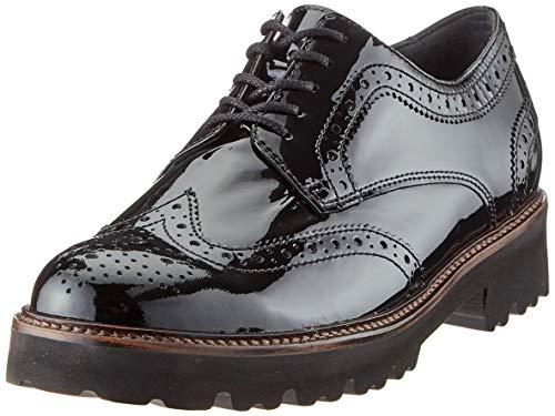 Gabor Shoes Damen Basic Slipper, Schwarz (Schwarz (Cognac) 97), 38 EU