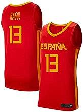 Camiseta Ni/ño Marc Gasol Toronto Raptors Rojo Camiseta Ni/ño Marc Gasol Icon Edici/ón Swingman