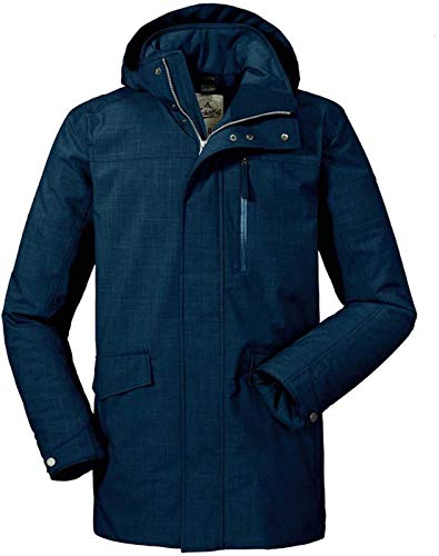 Schöffel Herren Insulated Jacket Clipsham1 Jacke, Night Blue, 50