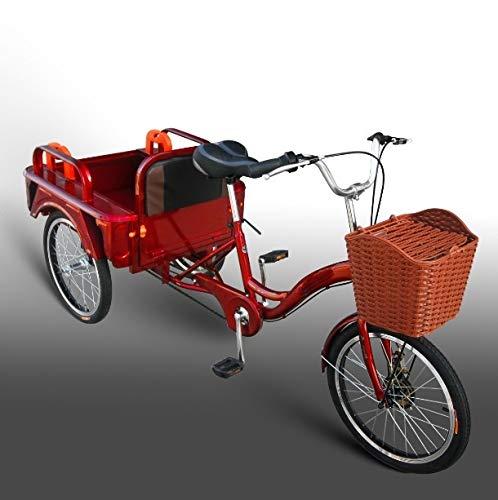Triciclo eléctrico Adulto