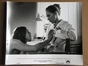 GB14 Face 2 Face LIV ULLMAN/INGMAR BERGMAN Studio Still. This is a vintage photograph NOT a video or DVD. These vintage photographs were displayed in movie theaters to advertise the film. Lobby cards measure 11 by 14 inches.