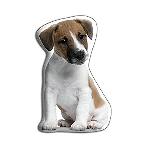 Adorable Coussins Coussin Motif Jack Russell