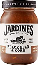 product image for Jardines Black Bean and Corn Medium Salsa, 16 Ounce - 6 Per Case