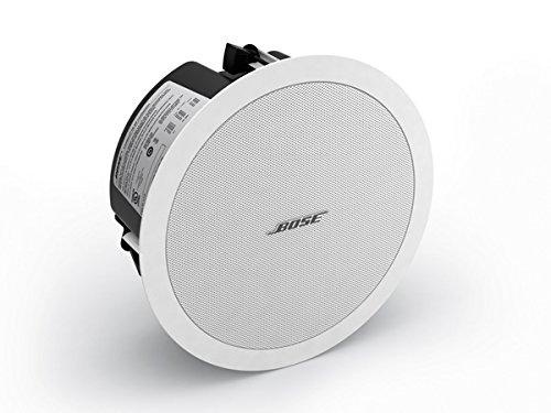 Bose FreeSpace flush-mount loudspeaker 天井埋め込み型スピーカー ロー・インピーダンス専用モデル (1本) ホワイト DS40FW-80HM