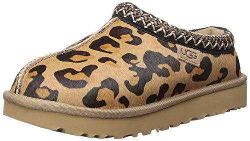 Price comparison product image UGG Women's Tasman Leopard Slipper,  Amphora,  9 M US