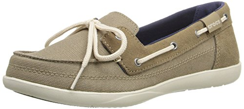 crocs Walu Bootsschuh W Boat Shoe