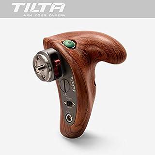 SIZOO - Photo Studio Accessories - TiLTA TT-0511-R Wooden handle handgrip REC Trigger Right handle camera rig For for SONY...