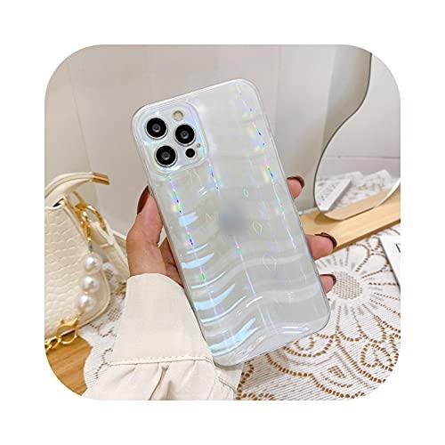 Carcasa transparente para iPhone 12, 11 Pro Max Iphone11, XR X XS Max 7 8 Plus se 2020, suave, estilo 5, para iPhone X