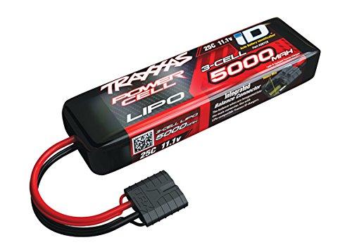 Traxxas Modellbau-Akkupack (LiPo) 11.1 V 5000 mAh Zellen-Zahl: 3 25 C Box Hardcase Traxxas iD