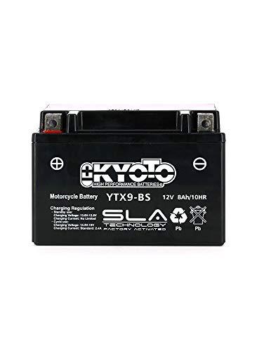 Kyoto - Batería lista para usar para Suzuki UH 125 Burgman 2002/2018