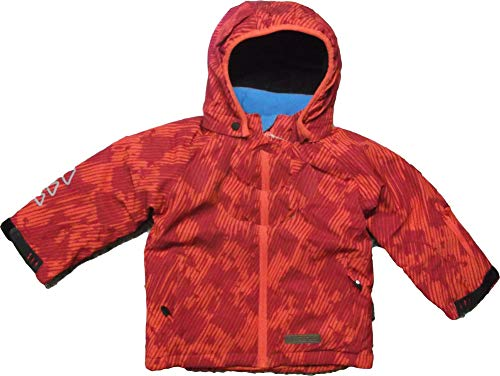 Color Kids. Kinder Ski-Jacke Thames Air-Flo 8000, 102739-441, Chili Pepper. Gr.2-92/98