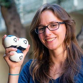 Zeekio Taylor Tries Signature Juggling Ball Set - (3) Beginner 6 Panel Balls