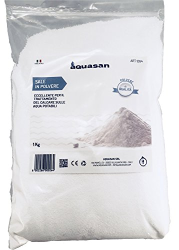 Aquasan - Polvo polifosfato 1264 en bolsa, color blanco, 1 kg