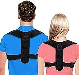 Back Posture Corrector for Women & Men, Adjustable Posture Corrector Belt Support Effective