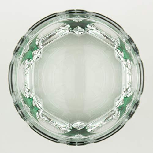 カガミクリスタル『ロックグラス<竹の膳>(T117-1908-CGR)』