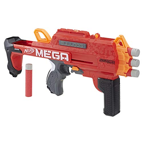 nerf accustrike alphahawk Nerf Mega Bulldog