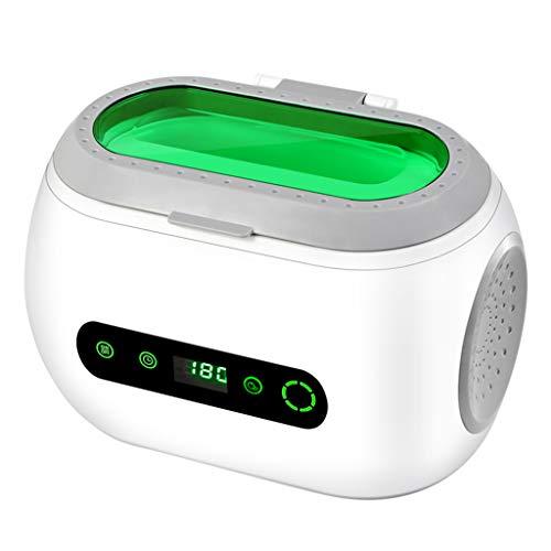 DAND Limpiador Ultrasónico Profesional 600ml Ultrasonic Cleaner con Función de Desgasificación para...