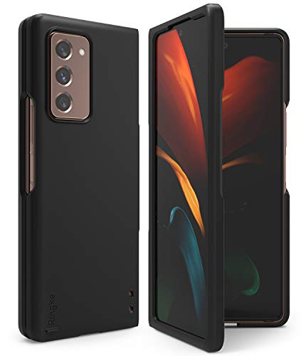 Ringke Slim Kompatibel mit Galaxy Z Fold 2 Hülle (2020) - Black