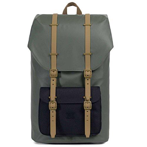 Herschel Little America Studio Line Daypack Polycoat 25L
