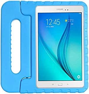 Case for Samsung galaxy Tab A 8.0inch 2019 T290 T295 hand-held Shock Proof EVA full body cover Handle stand case for kids ...