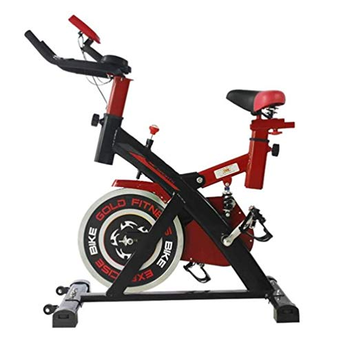 Find Bargain LAOHAO Indoor Bicycle Reluctance 6 Kg Flywheel Aerobic Exercise, Multi-Function Monitor...