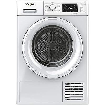 Whirlpool FTM229X2UK Freestanding Tumble Dryer, 9kg, 1400rpm, White