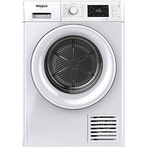 Whirlpool FTM229X2 Freestanding Heat Pump Tumble Dryer - White