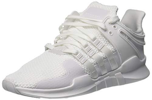 adidas Men's EQT Support Adv Gymnastics Shoes, White (FTWR White/FTWR White/FTWR White), 7.5 UK