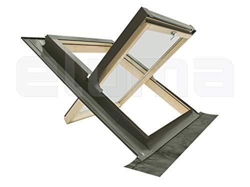 Finestra per tetto - Lucernario'COMFORT BILICO' / Infisso...
