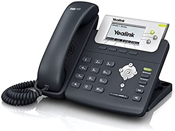 Yealink SIP T22P Professional IP Phone With 3 Lines And HD Voice Renewed