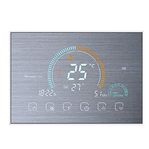 DOCOOP Switchable Smart Programmable Thermostat Voice APP Control...