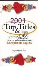 2,001 Top Titles & Tips