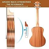 Immagine 1 hricane ukulele soprano professionale opaco
