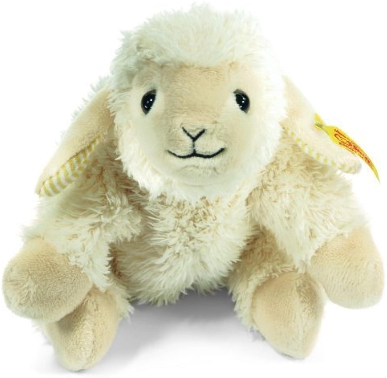 Steiff Little Floppy Linda Lamb, Cream by Steiff